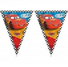 Biler flag banner, ræs