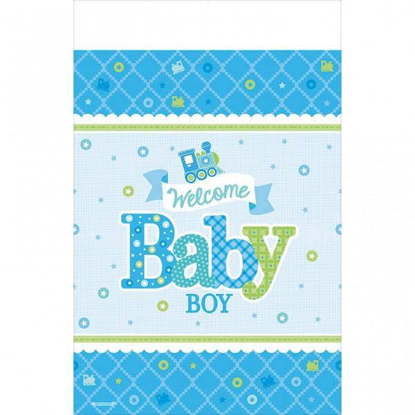 Billede af Baby Shower Papirsdug - Dreng