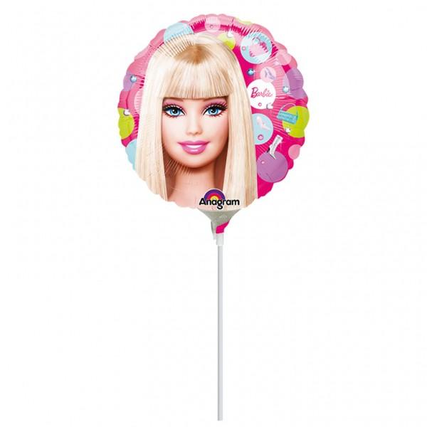 Billede af Barbie folieballon 23 cm