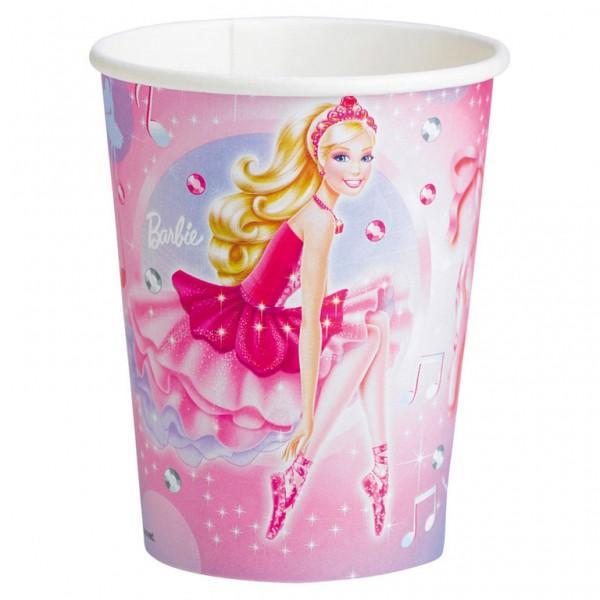 Billede af Barbie engangskrus