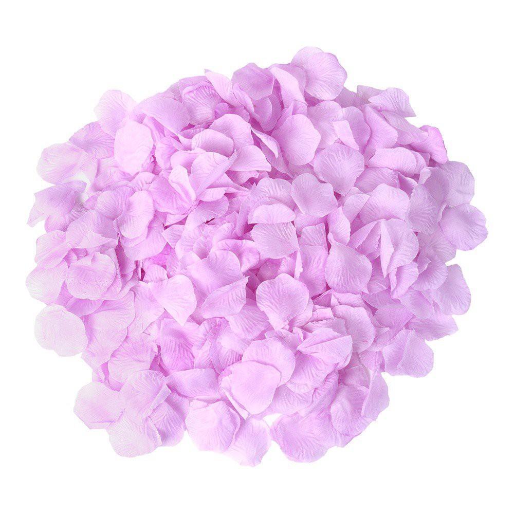 Billede af Lilla rosenblade 500 Stk.