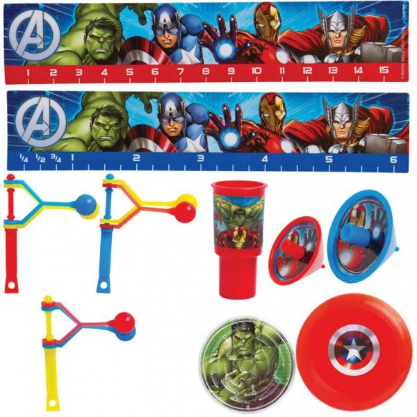 Billede af Avengers favoritpakke til slikposen