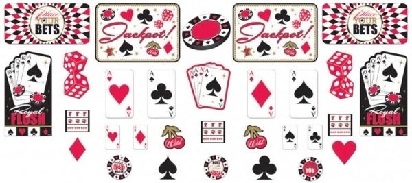 Billede af Las Vegas Bordpynt
