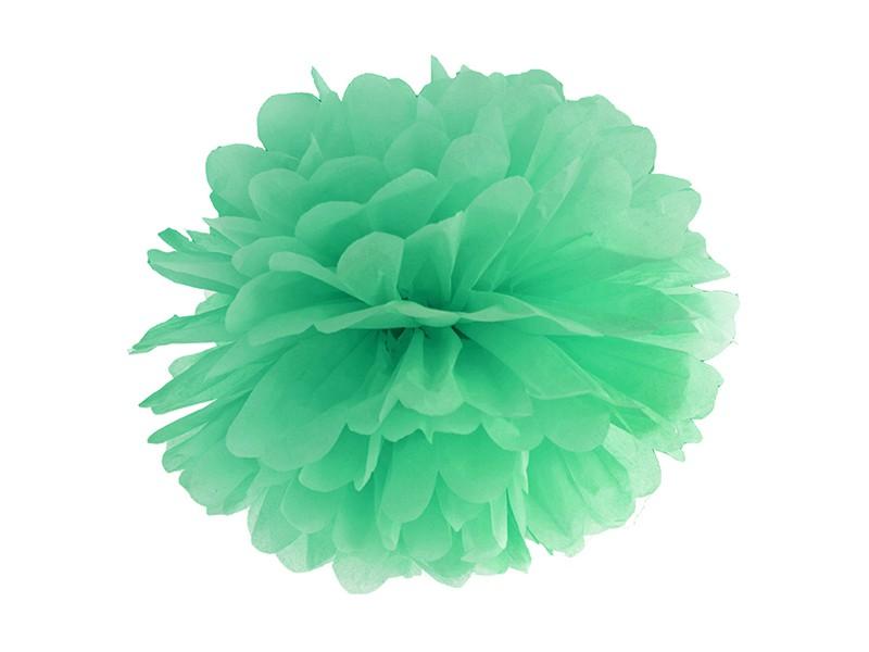 Billede af Mint grøn Pom Pom