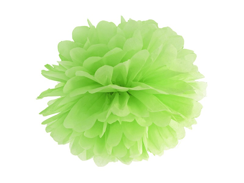 Billede af Lys grøn Pom Pom