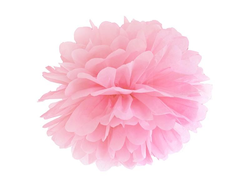 Billede af Lys pink Pom Pom