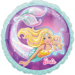 Barbie Folie Ballon
