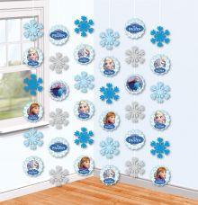 Billede af Frost loft dekoration
