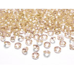 Diamant - konfetti - 12mm - 100 stk