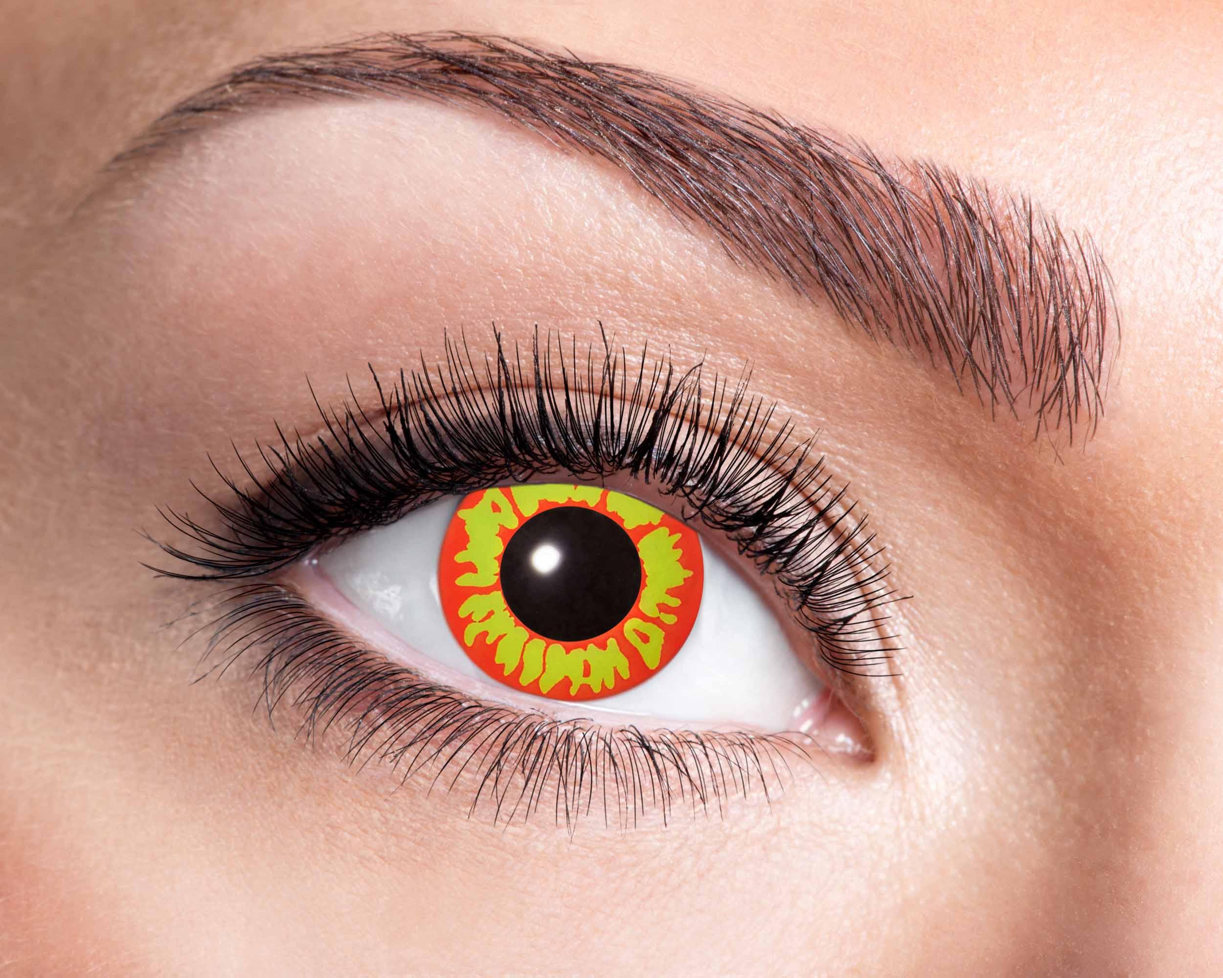 Billede af Ork kontaktlinser