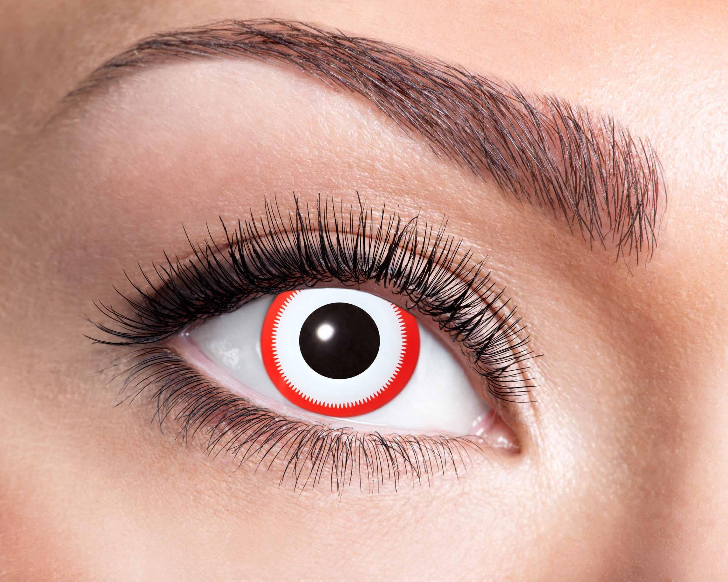 Rundsav kontaktlinser