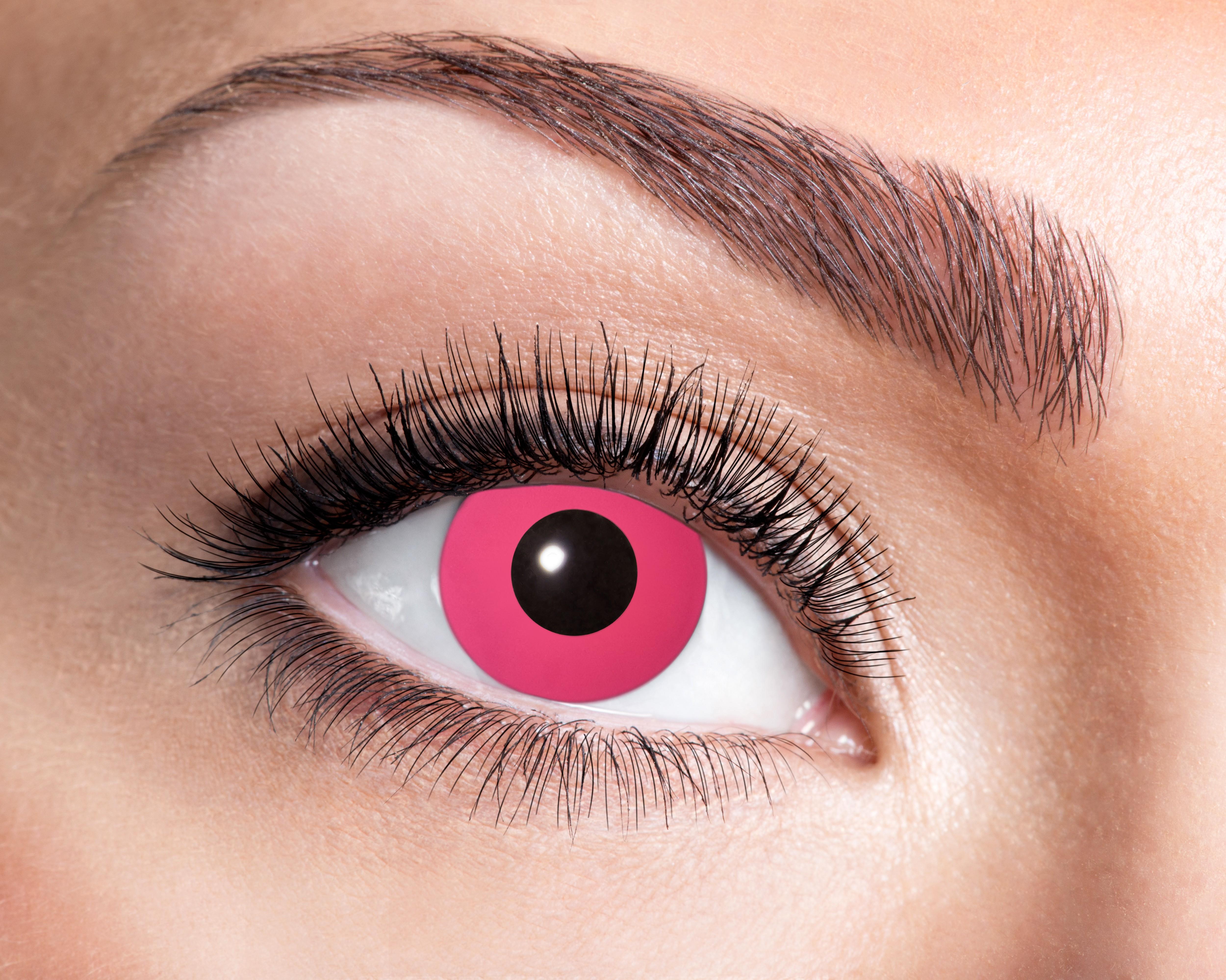 Pink Ultra Violet kontaktlinser