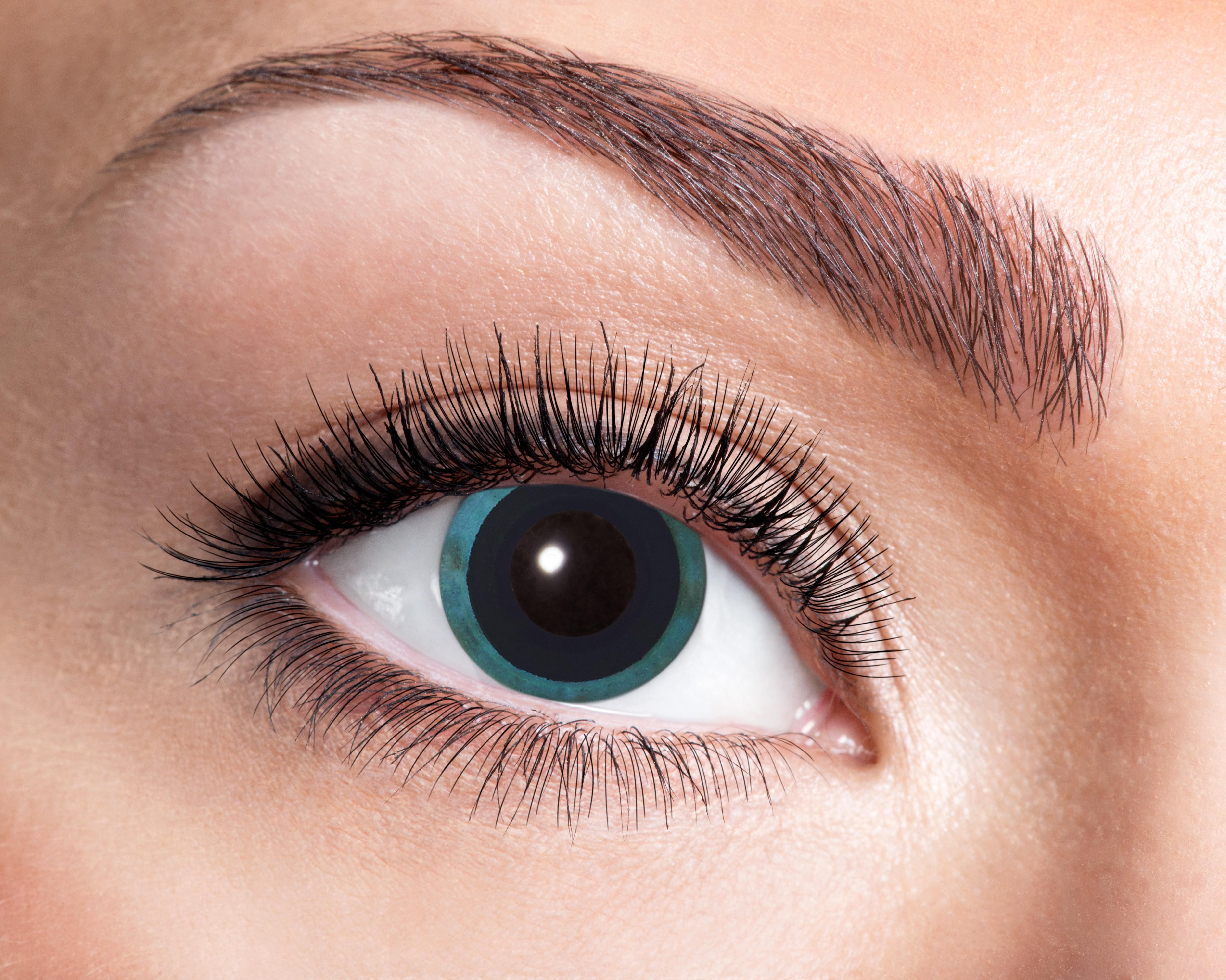 Ecplise Ultra Violet kontaktlinser