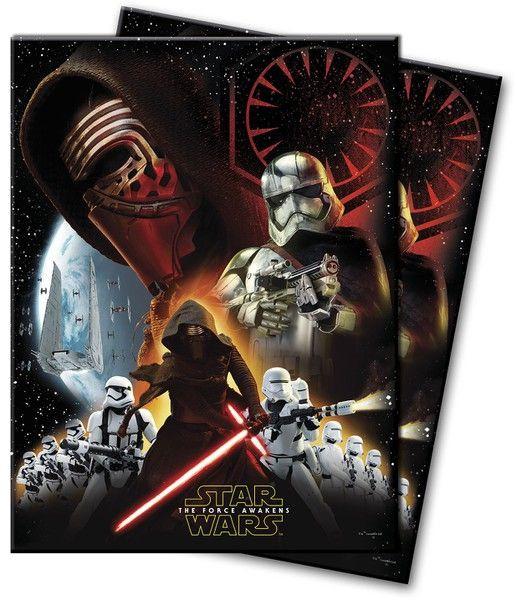Billede af Star Wars The Force Awakens plastik dug