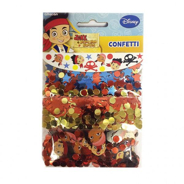 Billede af Jake og piraterne konfetti