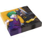 Batman - Lego servietter