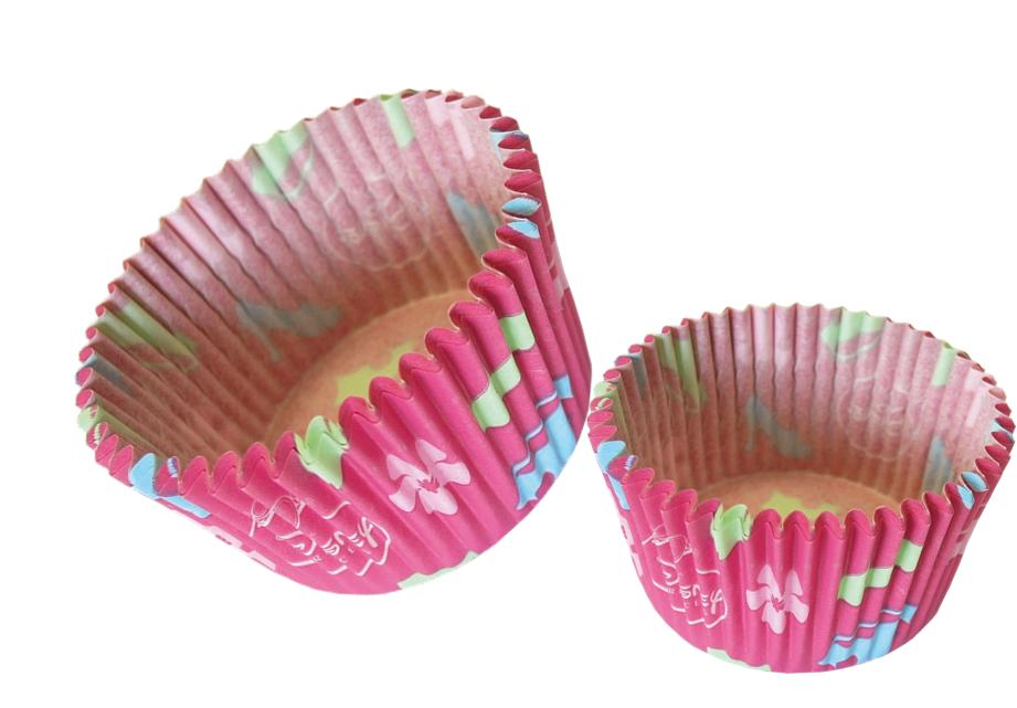 Billede af Prinsesse cupcake forme
