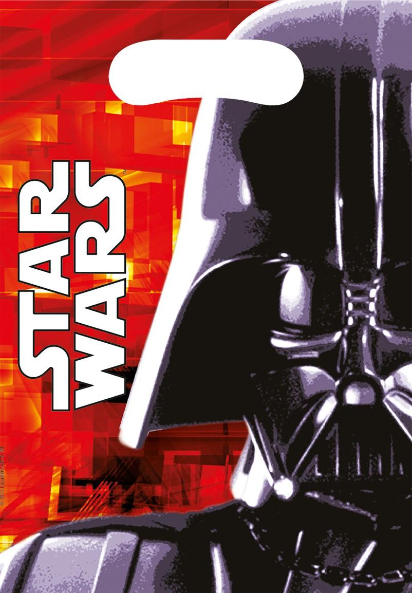 Billede af Star Wars Final Battle slikposer