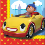Noddy servietter