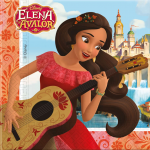 Elena fra Avalor servietter