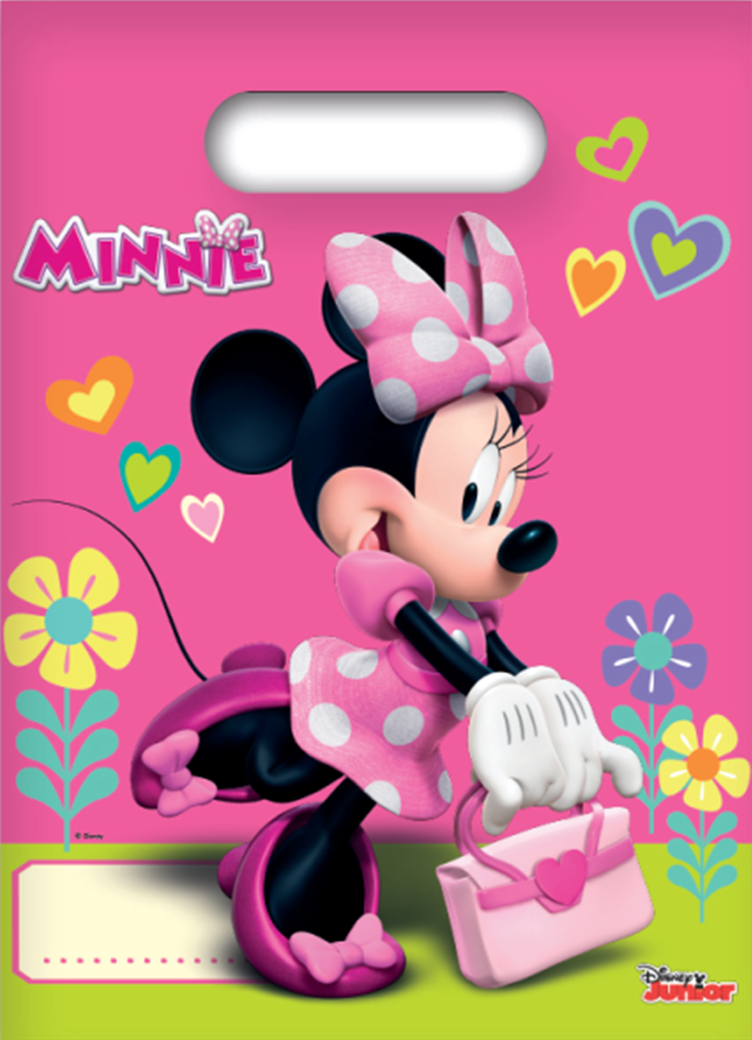 Billede af Minnie slikposer - Pink