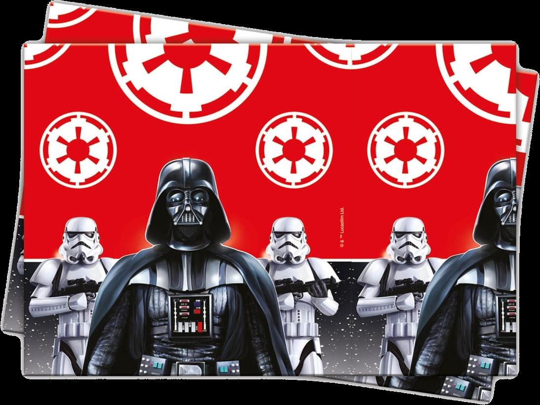 Billede af Star Wars Final Battle plastik dug