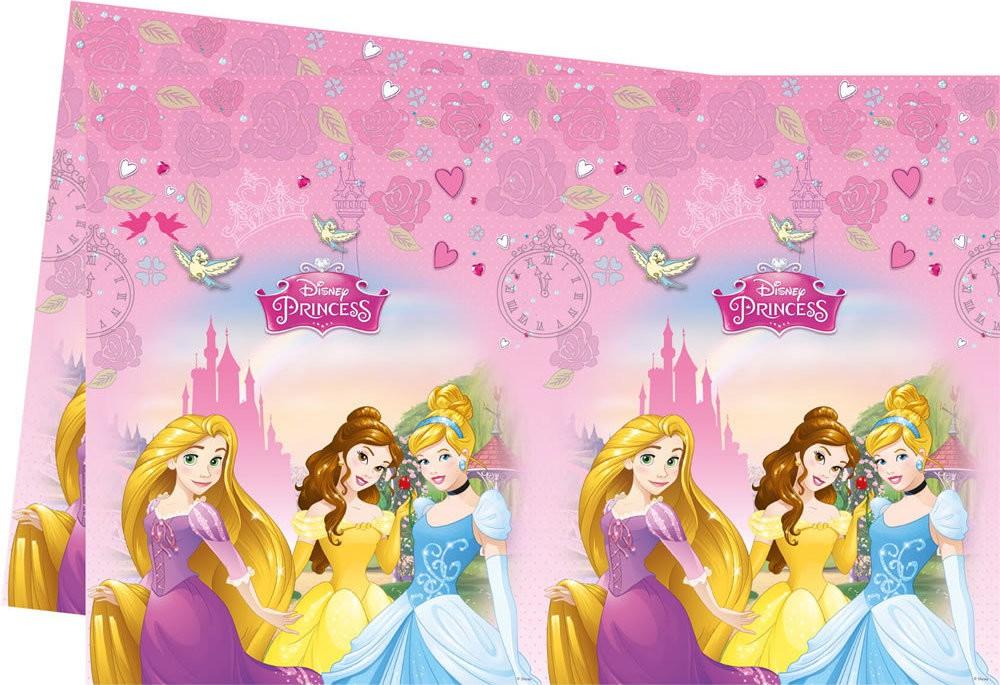 Billede af Disney Prinsesser plastik dug