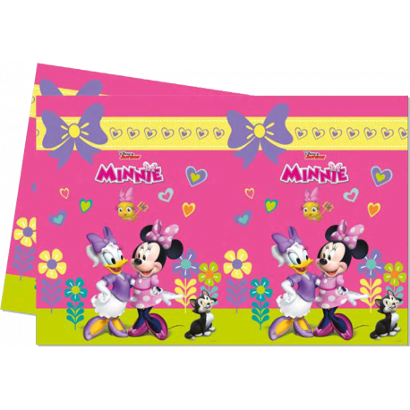 Minnie Mouse plastik dug - Pink