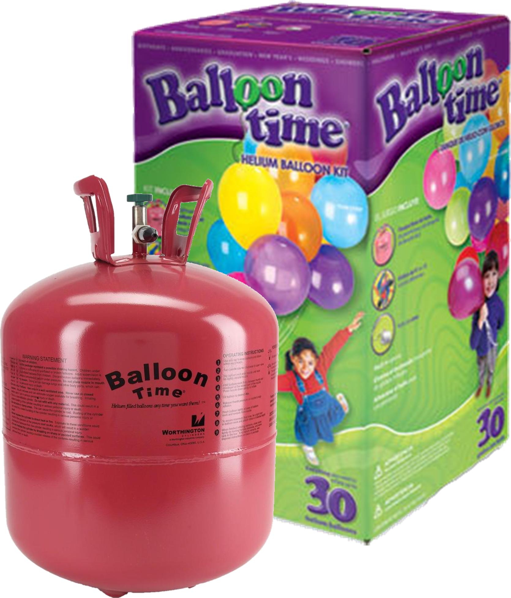 Billede af Helium til 30 balloner