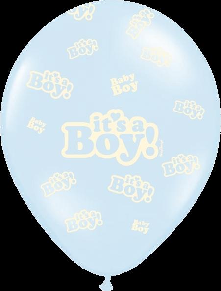 Billede af Its a Boy ballon