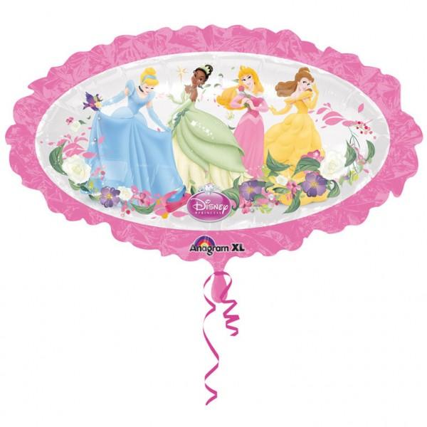 Billede af Disney Prinsesser oval folie ballon