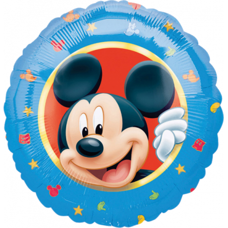 Mickey Mouse folie ballon