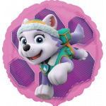 Paw Patrol - Everest og Skye folie ballon