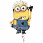 Minion folie ballon