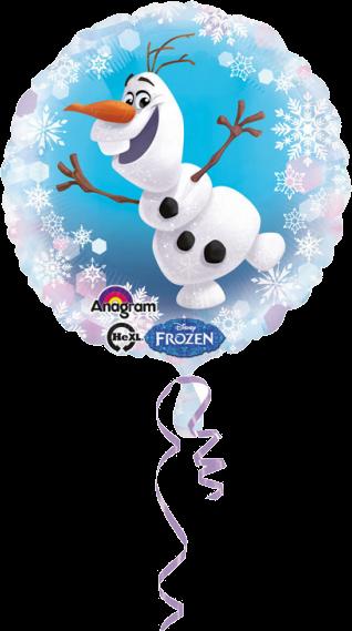 Billede af Olaf frost folie ballon