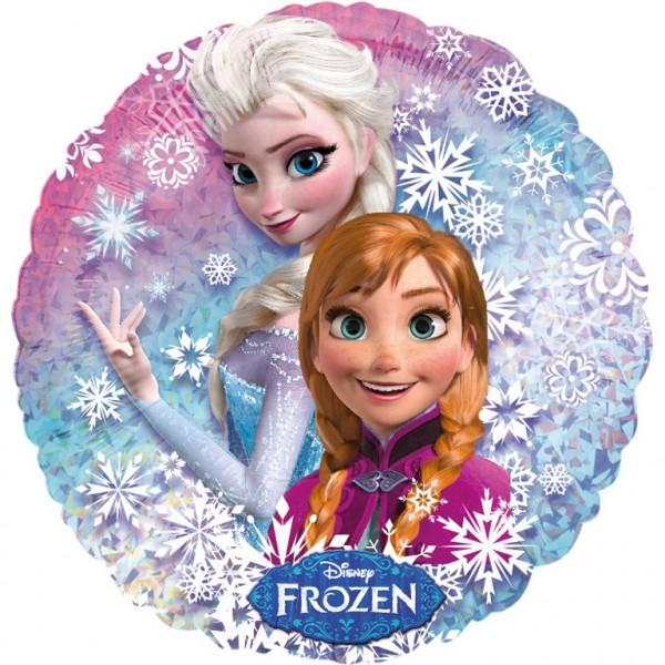 Billede af Frost Anna og Elsa folie ballon