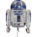 Star Wars R2D2 folie ballon