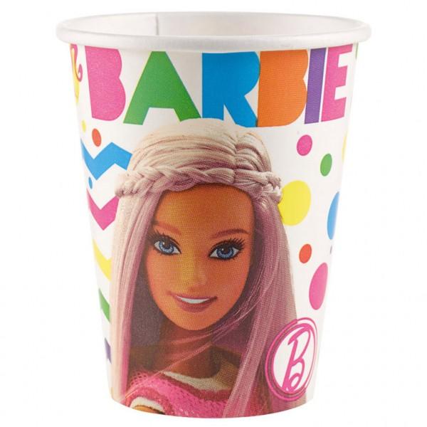 Image of   Barbie engangskrus - Party