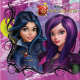Disney Descendants servietter
