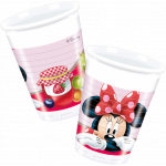 8 Stk. Minnie Mouse krus