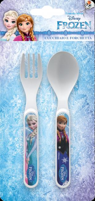 Billede af Frost ske og gaffel sæt
