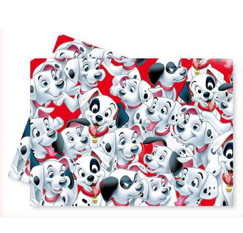 Billede af 101 Dalmatiner plastik dug