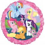 My Little Pony Party Folie ballon
