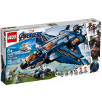 Lego Avengers' ultimative quinjet