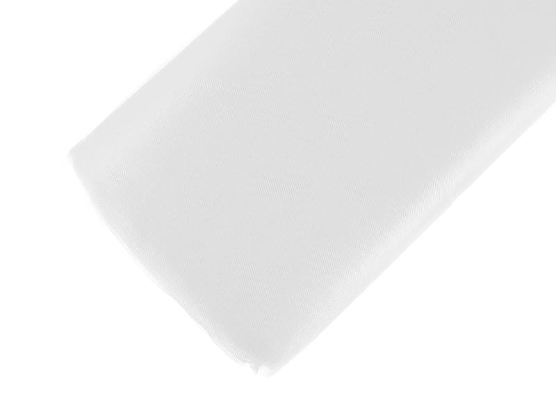 Billede af Hvid tyl 1,5 meter x 50 meter