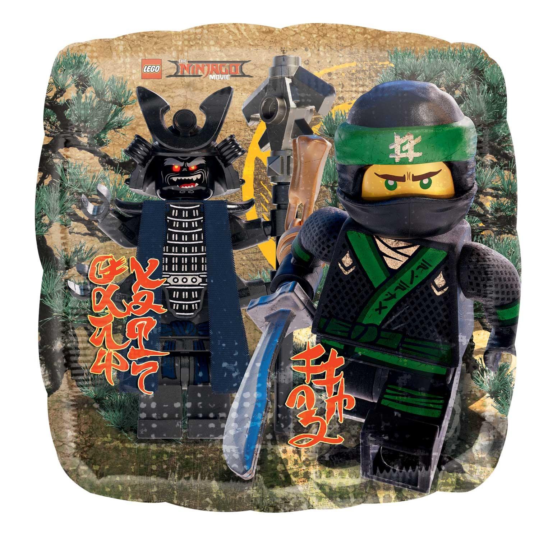 Billede af Lego Ninjago folie ballon