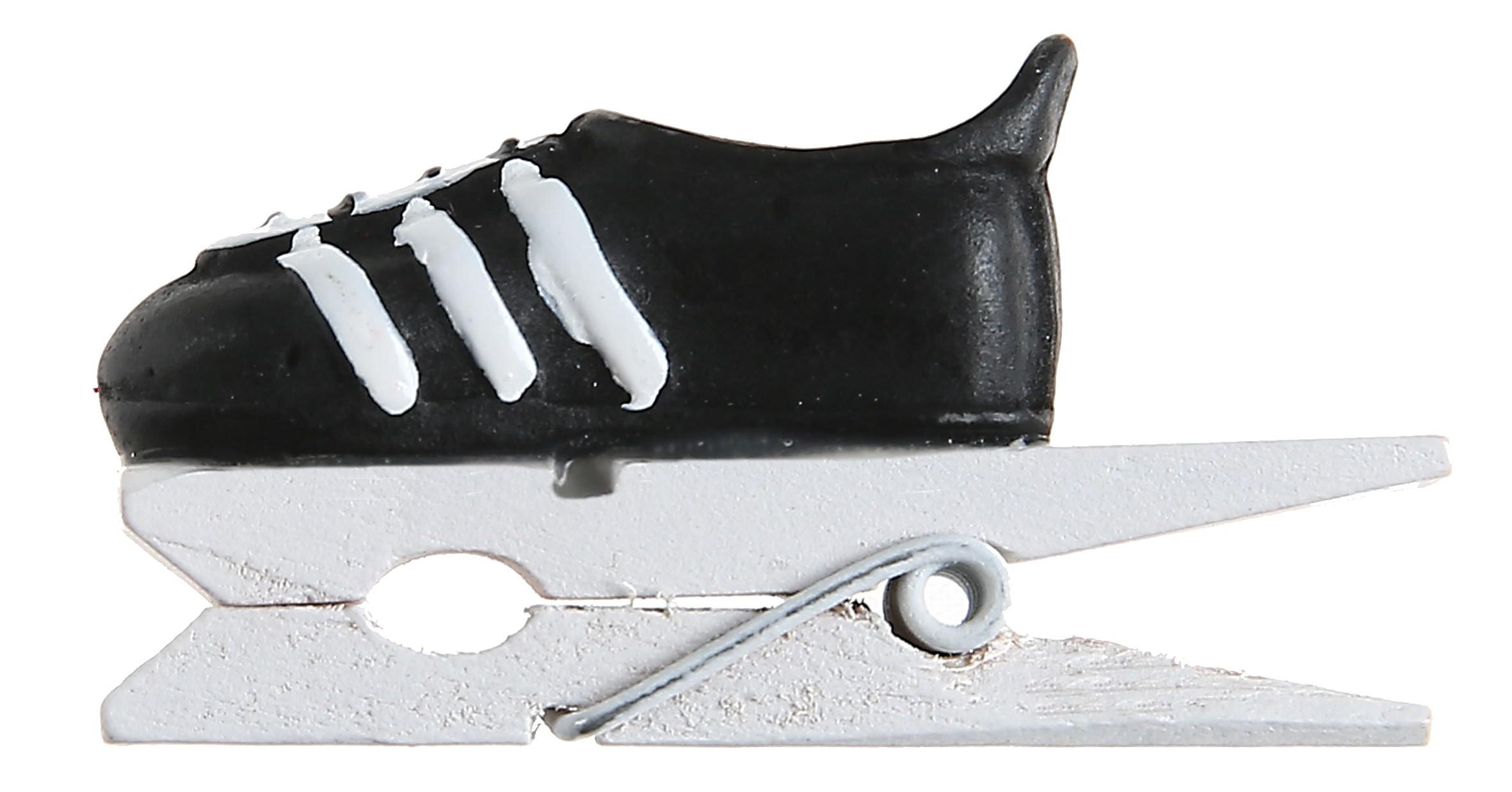 Klemme med fodboldstøvle - 6 Stk