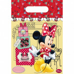 6 Stk. Minnie Mouse slikposer