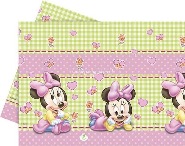 Billede af Baby Minnie plastik dug