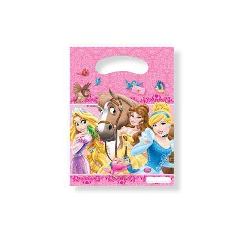 Billede af Disney Prinsesser slikposer